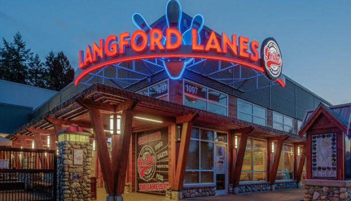 Langford Lanes Logo